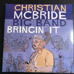 MCBRIDE, CHRISTIAN -BIG B – BRINGIN' IT (2xLP)
