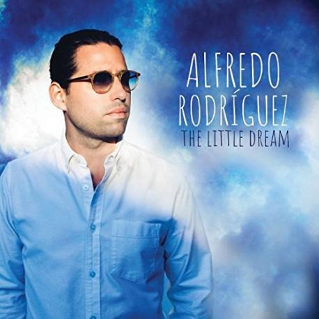 RODRIGUEZ, ALFREDO – LITTLE DREAM (CD)