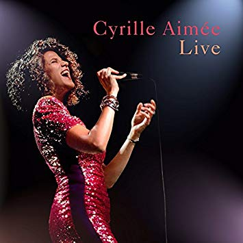 AIMEE, CYRILLE – CYRILLE AIMEE LIVE (CD)