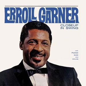 GARNER, ERROLL – CLOSEUP IN SWING (CD)