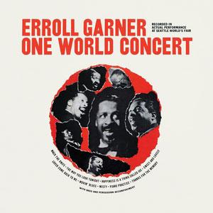 GARNER, ERROLL – ONE WORLD CONCERT (CD)
