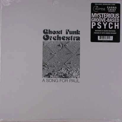 GHOST FUNK ORCHESTRA – SONG FOR PAUL (LP)