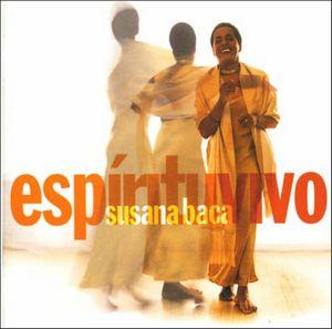 BACA, SUSANA – ESPIRITU VIVO (CD)