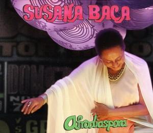 BACA, SUSANA – AFRODIASPORA (CD)
