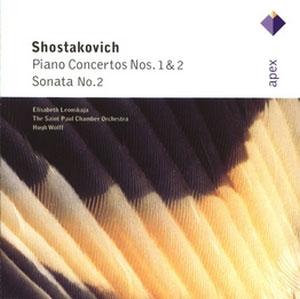 SHOSTAKOVICH, D. – PIANO CONCERTOS (CD)