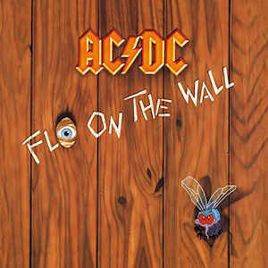 AC/DC – FLY ON THE WALL (LP)