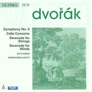 DVORAK SYMPHONY 9 CELLO CON 2-CD PINGV –  (CD)