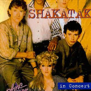 SHAKATAK IN CONCERT-OHNE FILTER DVD INAK 6529 –  (DVD)