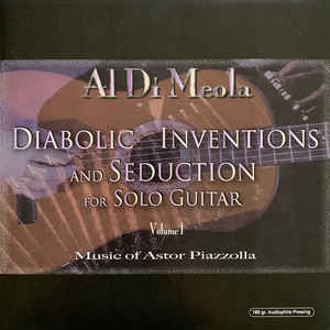 MEOLA, AL DI DIABOLIC INVENTIONS & LP INAK 01690801 –  (LP)