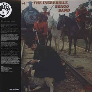 INCREDIBLE BONGO BAND – RETURN OF (LP)