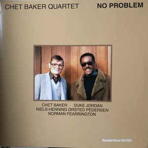BAKER, CHET – NO PROBLEM (LP)