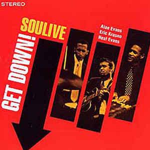 SOULIVE – GET DOWN (CD)