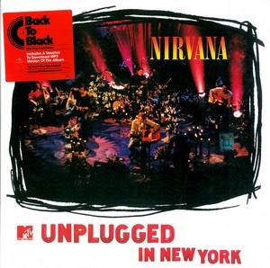 NIRVANA – MTV (LOGO) UNPLUGGED IN NEW YORK (LP)