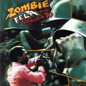 KUTI, FELA – ZOMBIE (LP)