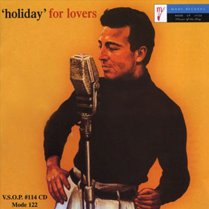 HOLIDAY, JOHNNY – HOLIDAY FOR LOVERS (CD)