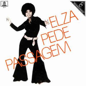 SOARES, ELSA ELSA PEDE PASAGEM 1CD EMI4731132 X-ANIM –  (CD)