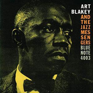ART BLAKEY & THE JAZZ MESSENGERS – MOANIN' (CD)