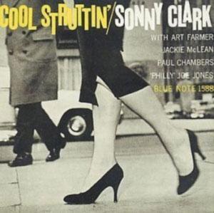 CLARK, SONNY – COOL STRUTTIN' (CD)