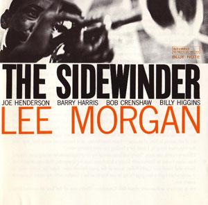 LEE MORGAN – THE SIDEWINDER (CD)
