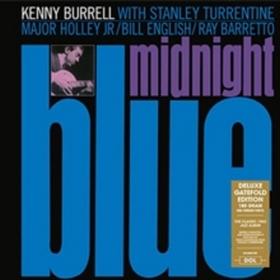 KENNY BURRELL – MIDNIGHT BLUE (CD)