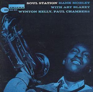 MOBLEY, HANK – SOUL STATION (CD)
