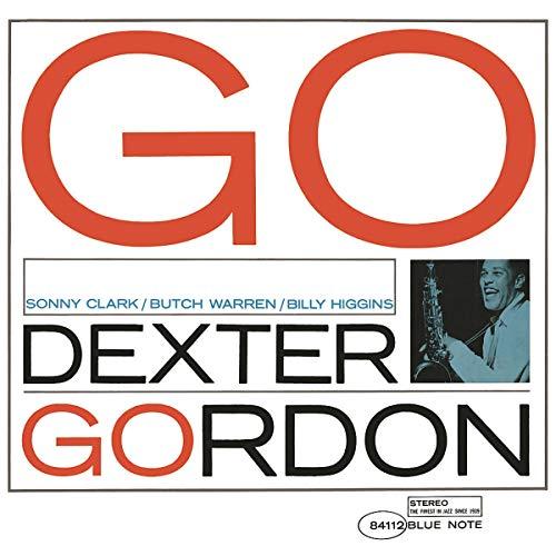 DEXTER GORDON – GO! (CD)