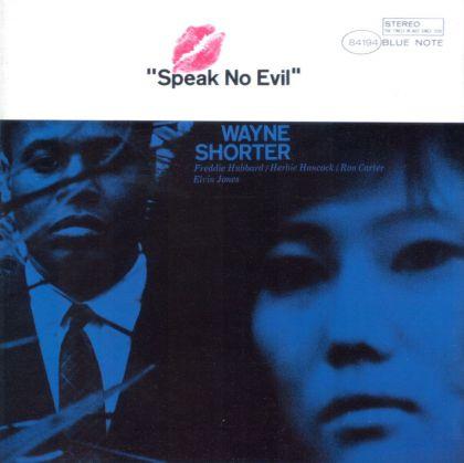 SHORTER, WAYNE – SPEAK NO EVIL (CD)