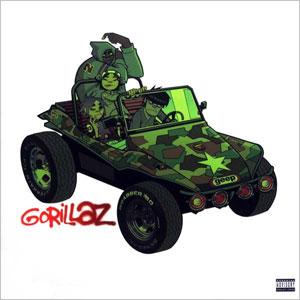 GORILLAZ – GORILLAZ (2xLP)