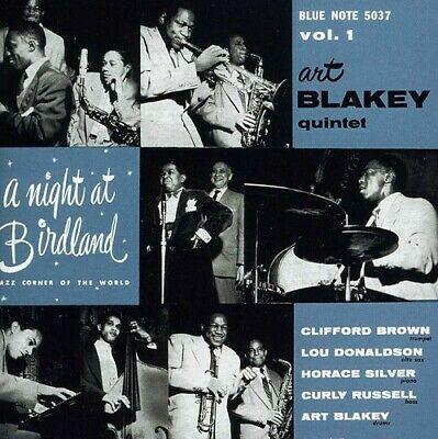 ART BLAKEY QUINTET – A NIGHT AT BIRDLAND, VOL. 1 (CD)