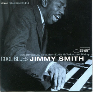 JIMMY SMITH – COOL BLUES (CD)