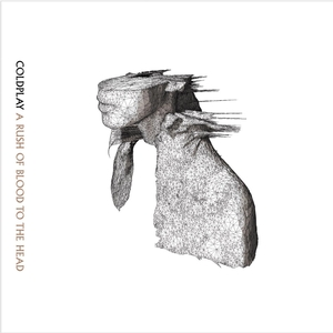 COLDPLAY – A RUSH OF BLOOD TO THE (LP)