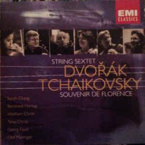 DVORAK & TSCHAIKOWSKY STREICHSEXTETT CD EMI 5572432 –  (CD)