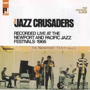 JAZZ CRUSADERS FESTIVAL ALBUM 1CD BLUEN X-ANIM –  (CD)