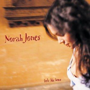NORAH JONES – FEELS LIKE HOME (LP)
