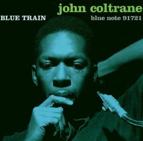 JOHN COLTRANE – BLUE TRAIN (CD)