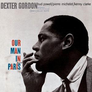 GORDON, DEXTER – OUR MAN IN PARIS -REMASTE (CD)