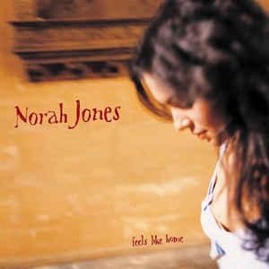 JONES, NORAH – FEELS LIKE HOME (CD)