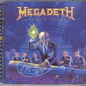 MEGADETH – RUST IN PEACE (CD)