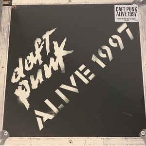 DAFT PUNK – ALIVE (LP)