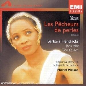 BIZET: LES PECHEURS DE PERLED – HENDRICKS CD PINGV –  (CD)