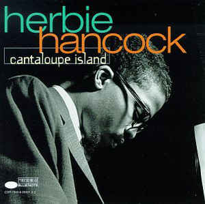 HANCOCK, HERBIE – CANTALOUPE ISLAND (CD)