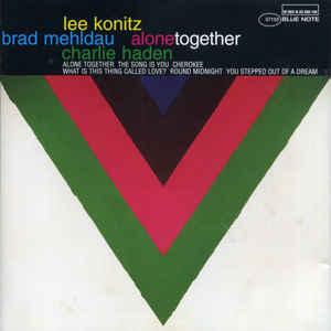 KONITZ/HADEN/MEHLDAU – ALONE TOGETHER (CD)