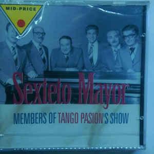 SEXTETO MAYOR SEXTETO MAYOR 1CD BLUEM2042 X-ANIM –  (CD)