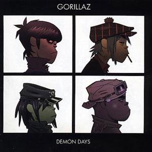 GORILLAZ – DEMON DAYS (2xLP)