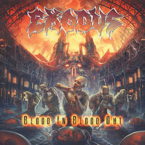 EXODUS – BLOOD IN BLOOD OUT (2xLP)