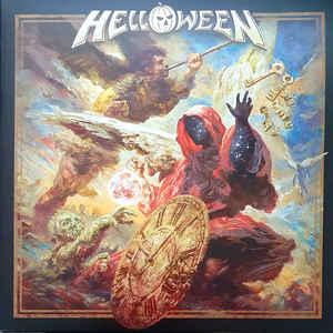 HELLOWEEN – HELLOWEEN (LTD. 2LP GOLD) (LP)