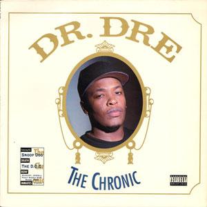 DR. DRE – CHRONIC (1992) (2xLP)