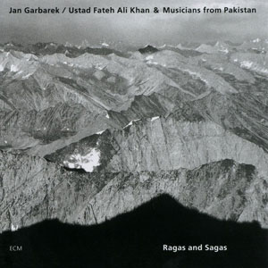 GARBAREK/KHAN: RAGAS AND SAGAS –  (CD)