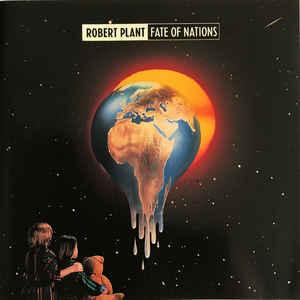 PLANT, ROBERT FATE OF NATIONS CD X-ANIM –  (CD)