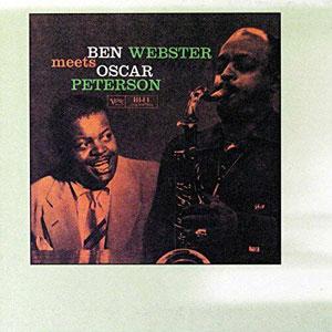 WEBSTER, BEN – MEETS OSCAR PETERSON (CD)